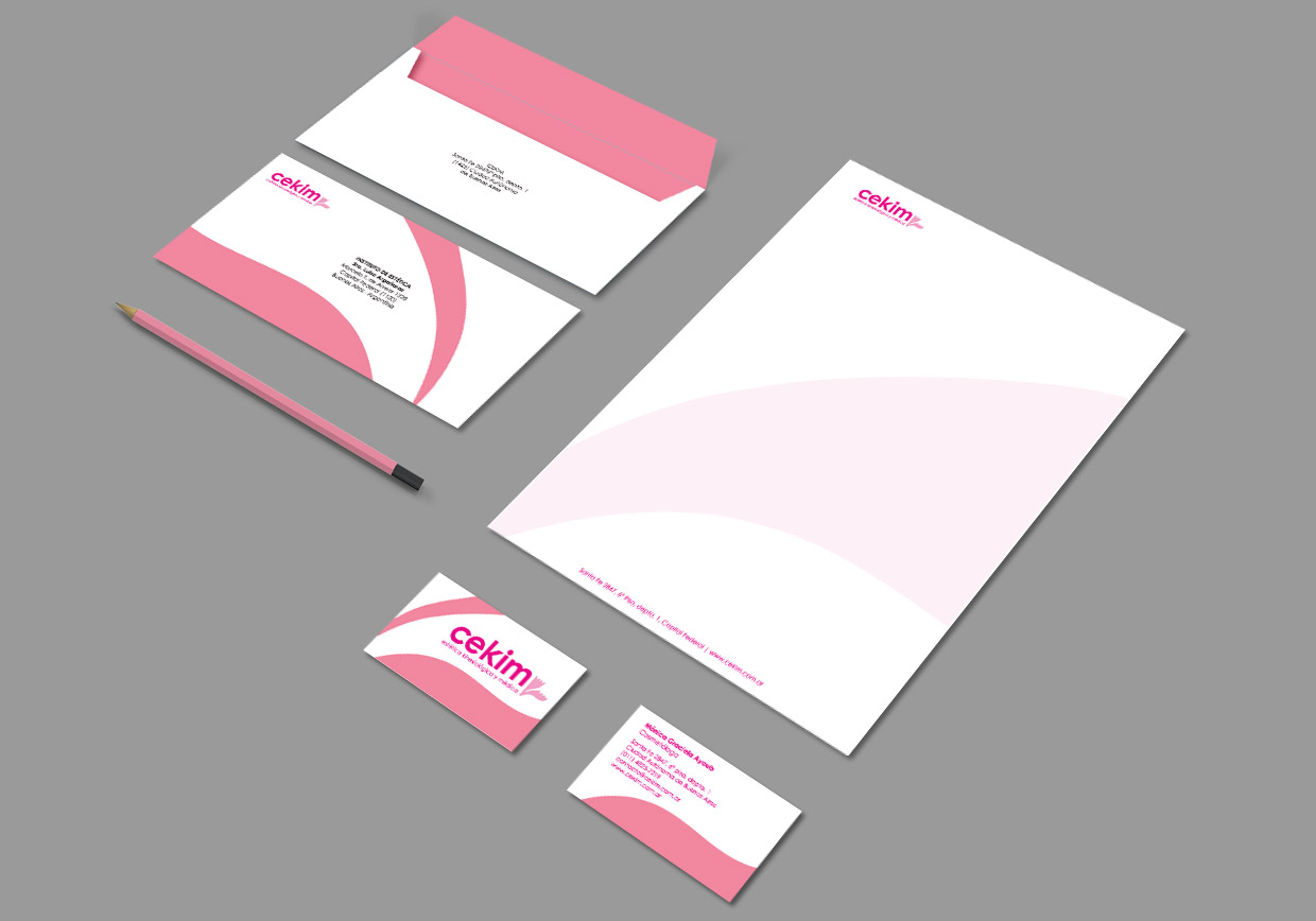Portfolio | Logo, business cards and collateral for beauty center